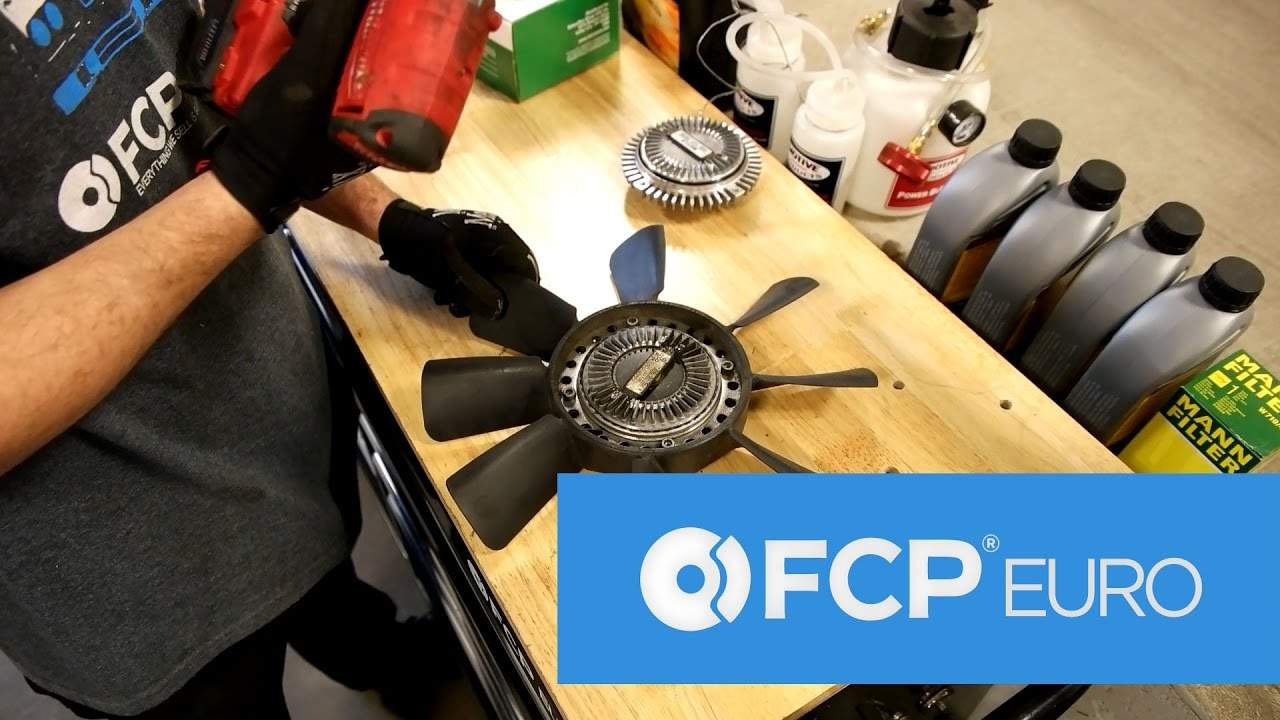 Vw Fan Clutch Blade Replacement Prevent Overheating B5 A4 S4 Audi A8 D2 Wiring Diagram A6 Passat