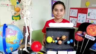 6. Sınıf/Fen Bilimleri - Güneş Sistemi ve Gezegenler Maket ve Posterleri