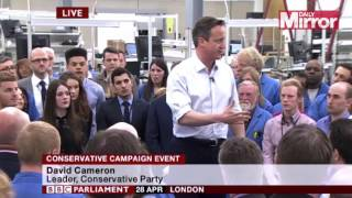 David Cameron His best and worst moments