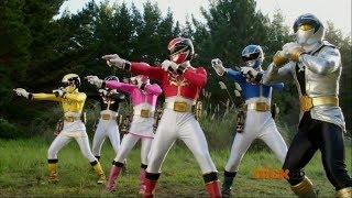 Neo-Saban Power Rangers Instant Morphs | Samurai, Super Megaforce, Dino Super Charge, & Ninja Steel