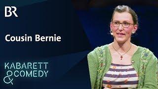 Martina Schwarzmann: Cousin Bernie