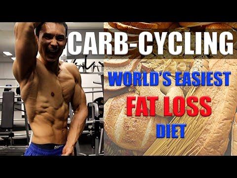 CARB-CYCLING (वज़न घटाने का सबसे आसान तरीक़ा) [HINDI]