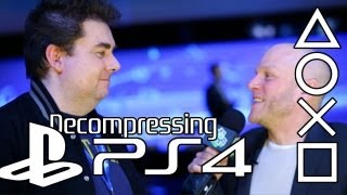 PS4 Decompression: Reactions from Adam Sessler, Jeff Gerstmann, and Chris Morris! PLAYSTATION 4