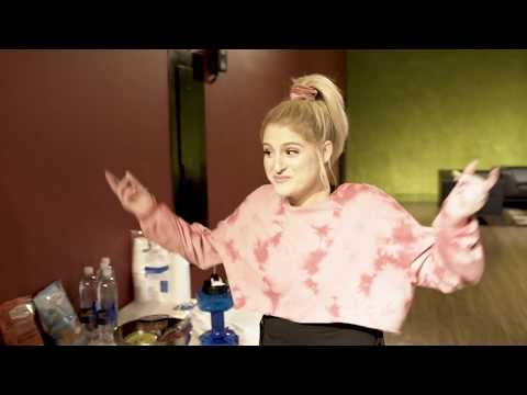 """The Making Of Meghan Trainor """"No Excuses"""" Zumba Choreography"""