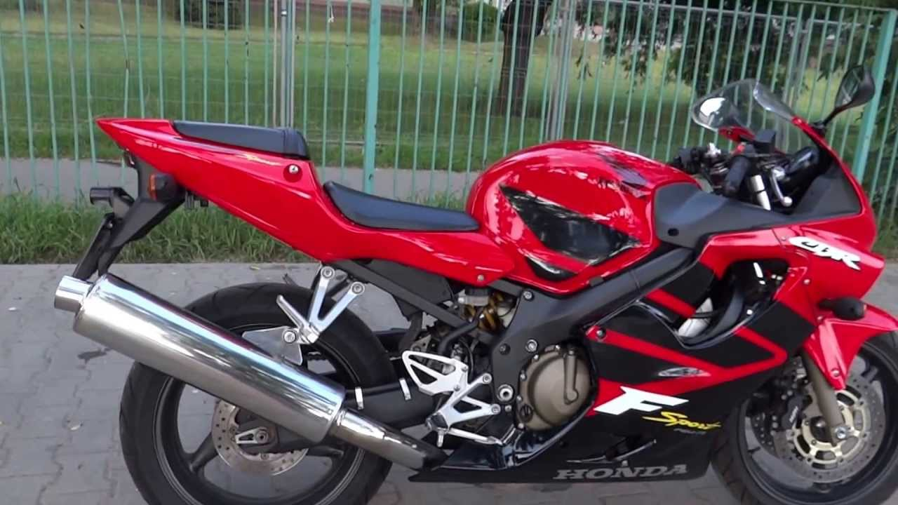 honda cbr 600 f sport 2001 uruchomienie zimnego silnika youtube. Black Bedroom Furniture Sets. Home Design Ideas