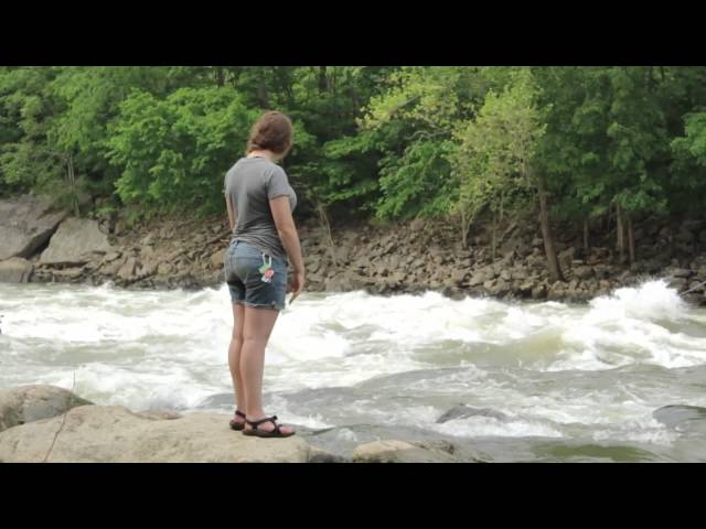 New River Gorge - Fayette Station - Overcoming Fears