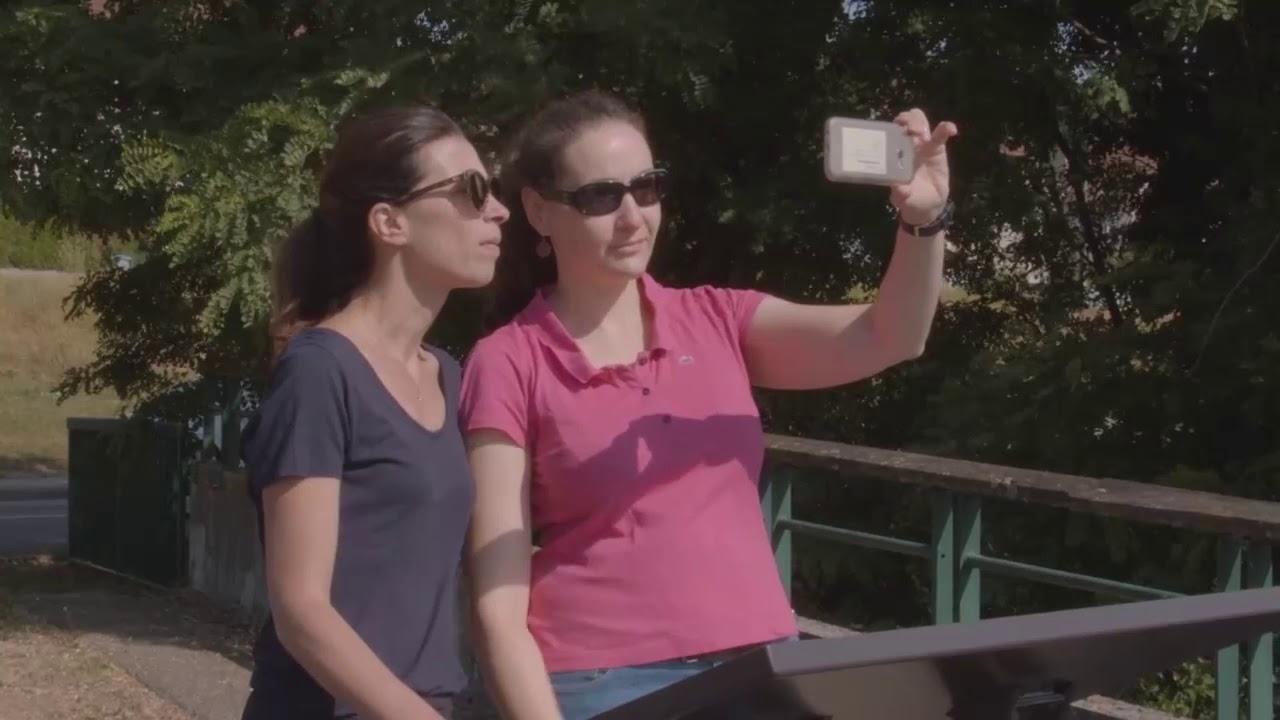 Parcours touristique et réalité augmentée : témoignage Communauté de Commune de Pompey
