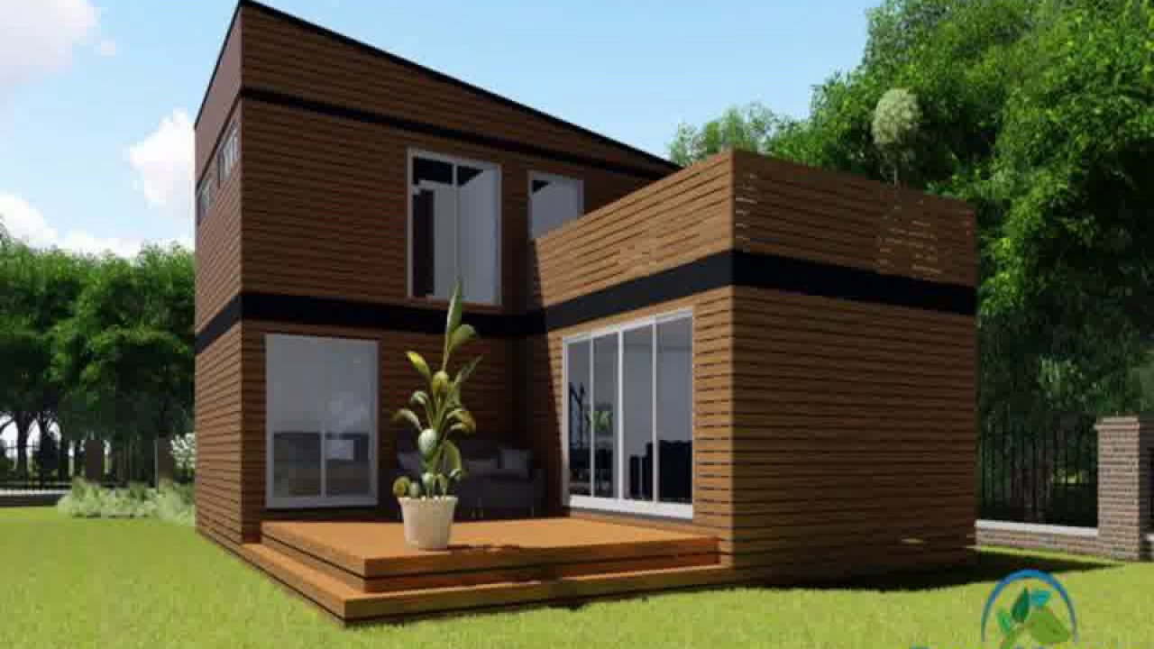 shipping container homes 2 story refined home crafted from 2 shipping containers on norcal. Black Bedroom Furniture Sets. Home Design Ideas