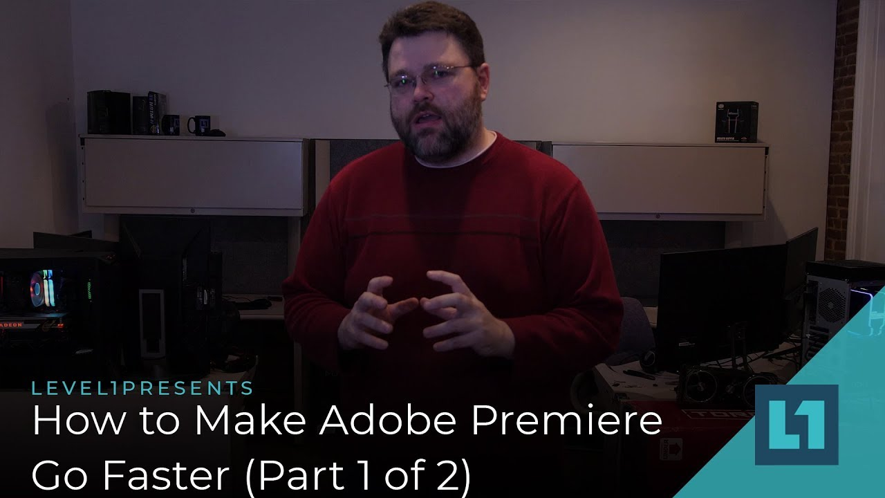 Faster Adobe Premiere: Edit PC & Render PC — Networked Rendering (Part 1 of 2)