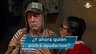 Roberto Gómez Fernández compartió una triste noticia para los fans de Chespirito