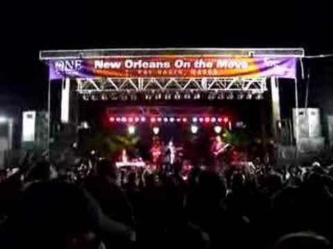 New year's eve, Jackson square 2