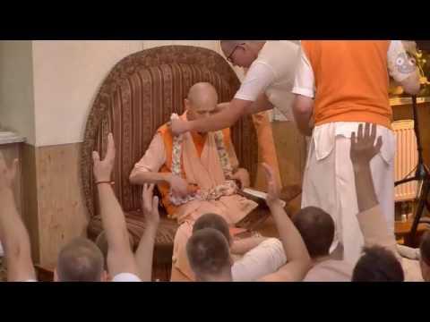 Шримад Бхагаватам 4.20.16 - Бхакти Ананта Кришна Госвами