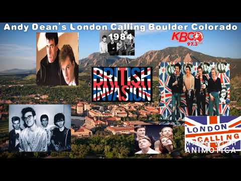 Andy Dean's London Calling 1984 (Ultimate Album Countdown) Radio Show Episode [audio]