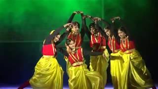 Mayabono Biharini Dance By Amiya Memorial Creative Art