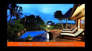 Ndiza Lodge & Cabanas Accommodation St Lucia South Africa