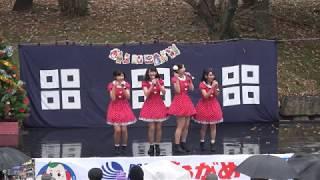 きみともキャンディ ライブ2部 2018.12.23 丸亀城クリスマスフェスタ.