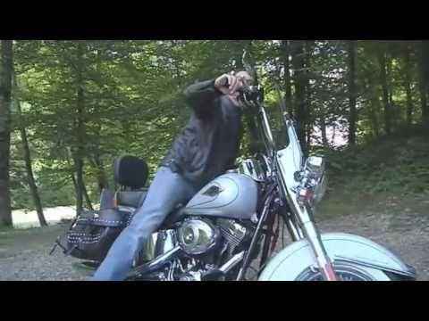 Harley Heritage Softail Classic - Immer Mit Der Ruhe