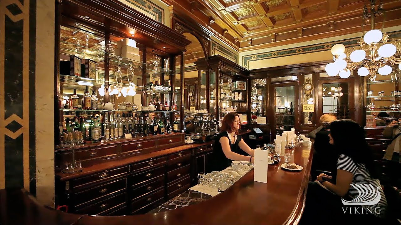 Cafe Demel Viennas famed coffeehouse  YouTube