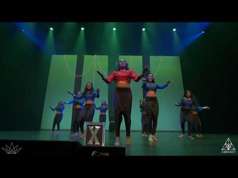 UT Austin Nach Baliye | LEGENDS Bollywood Dance 2017  | [@VIBRVNCY Front Row]