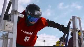 cardrona nz junior freeski snowboard national champs 2015 day one