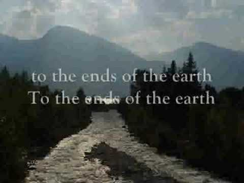 Hillsong - To The Ends Of The Earth Lyrics