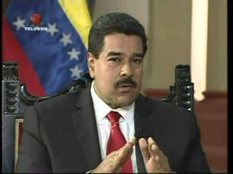 José Vicente entrevista a Nicolás Maduro 4