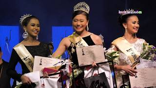 Miss Manipur 2017 Crowning