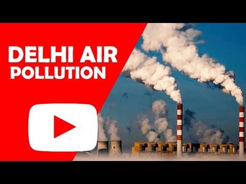 Delhi Air Pollution 2017