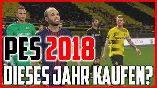 Ich bin beeindruckt!! - Pro Evolution Soccer 2018