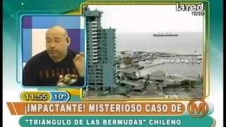 En Antofagasta hay uno de los 12 triángulos de la muerte
