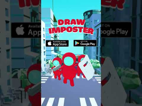 Draw Impostor Trailer   Imposter   Among Us (210417)