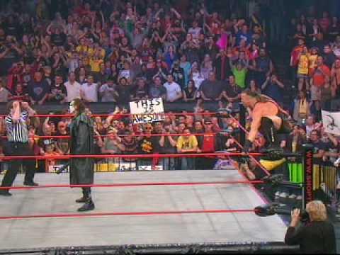 Rob Van Dam Makes His TNA Debut