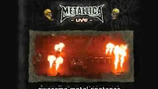 Awesome The Unforgiven   Metallica  Live Pensacola November 9  2004
