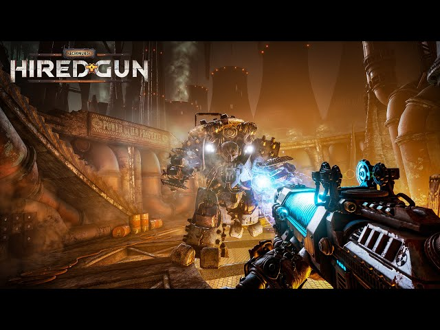 Necromunda: Hired Gun (видео)