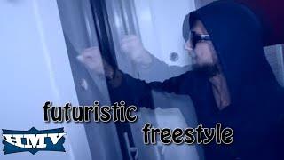 Domnul Udo - Futuristic Freestyle 2 | Videoclip oficial (2015)