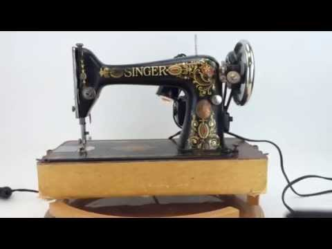 Vintage 40 Singer Sewing Machine 4040 For Sale On EBay YouTube Amazing Singer Electric Sewing Machine 66 18 Value