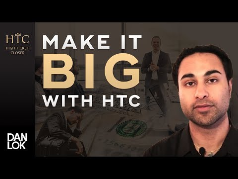 How I Went From Being Unemployed And Broke To Making It Big  | HTC Testimonial