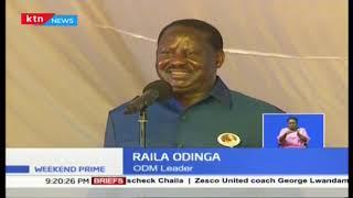 "President Uhuru Kenyatta to Nyanza people, ""you are part of my government."""