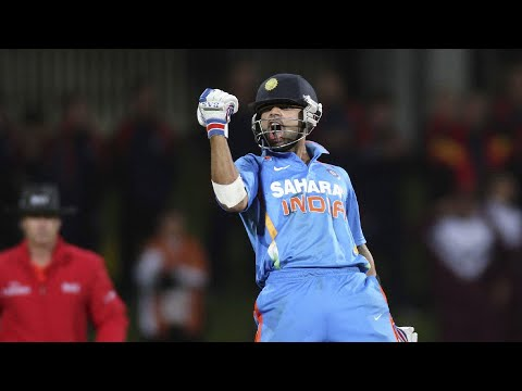 Commonwealth Bank Series Match 11 India vs Sri Lanka - Highlights