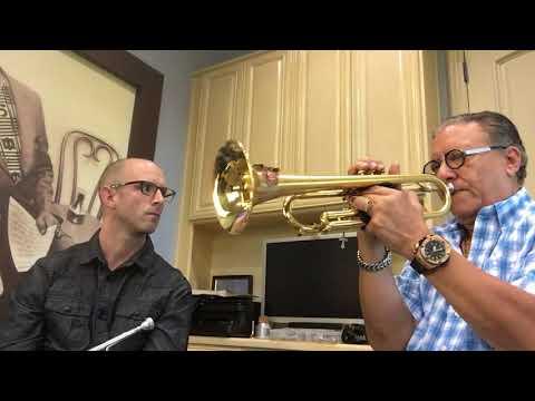 Thomas Hooten & Arturo Sandoval