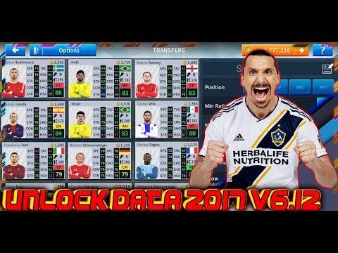 Hướng Dẫn Cách Mua được Những Cầu Thủ đã Bị Xoá Trong Dream League Soccer 2019 V6.12