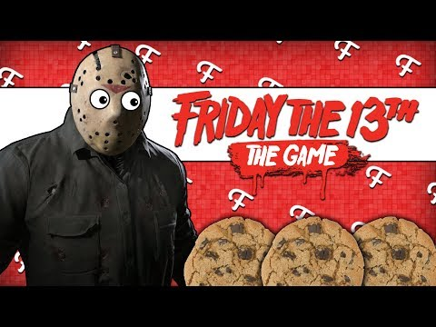 Friday The 13th: Jasons Date, Teddys New Character, Invisible Items Glitch! (Comedy Gaming)