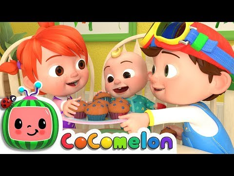 Sharing Song | CoComelon Nursery Rhymes \u0026 Kids Songs