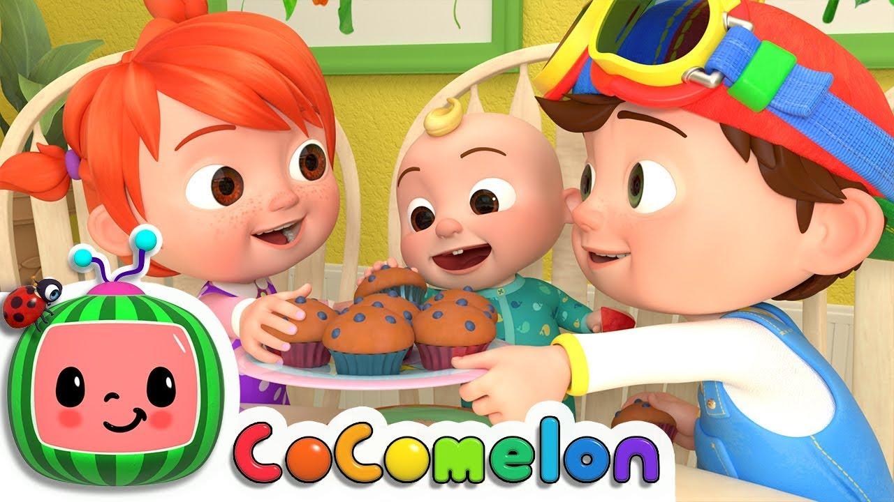 Sharing Song | ABCkidTV Nursery Rhymes & Kids Songs