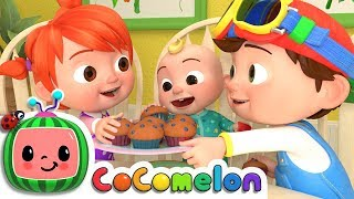 Sharing Song | CoCoMelon Nursery Rhymes & Kids Songs thumbnail