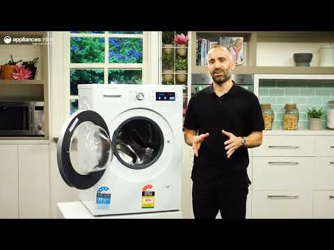 Product Review: Bosch WAW28620AU 9kg Serie 8 Front Load Washing Machine With I DOS