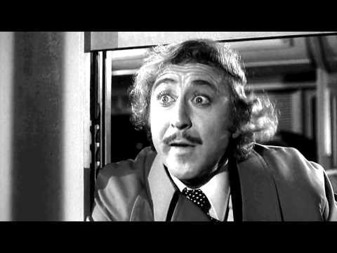 Young Frankenstein (Open This Goddamn Door) - Why You, Bob? Audio/Video Remix