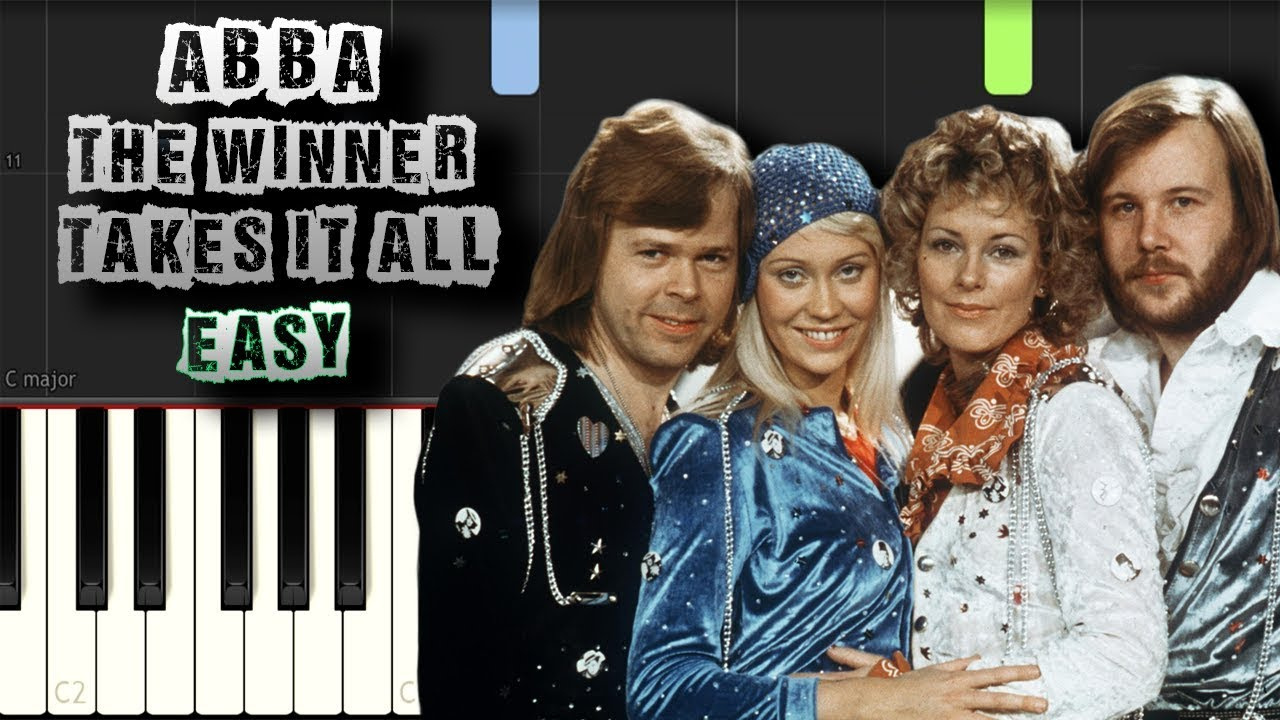 Abba The Winner Takes It All Songtext