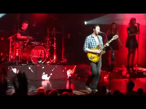 Hozier--Sedated--Live in Detroit Meadow Brook Music Festival 2015-07-29