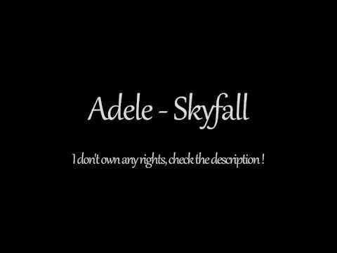 Adele - Skyfall (1 Hour) - James Bond Skyfall Theme Song